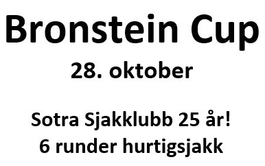 Bronstein Cup