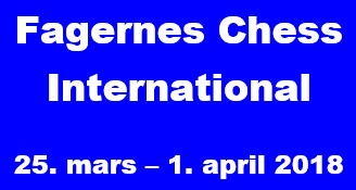 Fagernes Chess International 2018